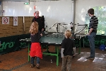 TTC Stand - Spass mit dem Roboter