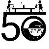 Logo 50 Jahre TTC Ladbergen